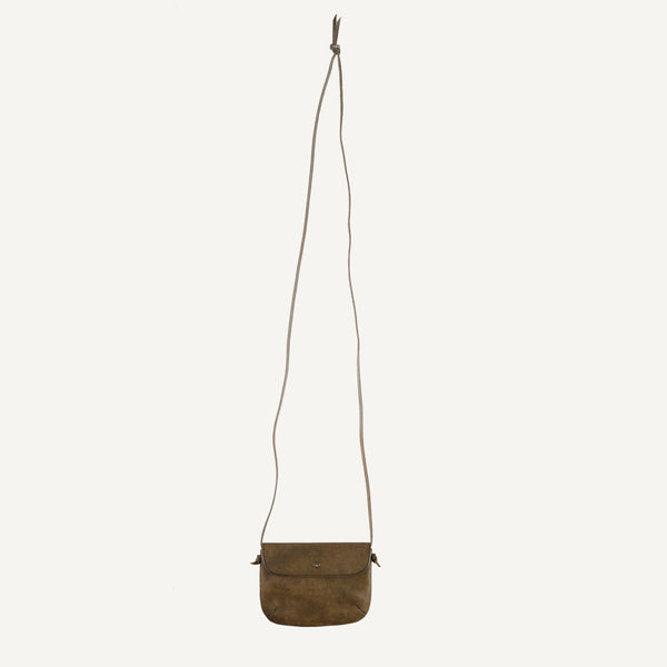 CROSS-BODY LEATHER POUCH
