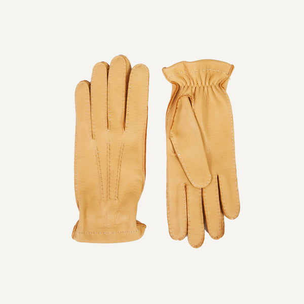 PLAIN GOODS WOMEN'S DEERSKIN GLOVES