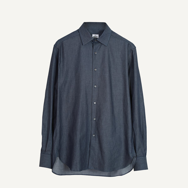 SEBLINE JAPANESE DENIM CLASSIC SHIRT