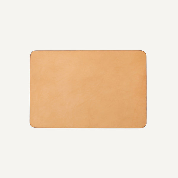 ISAAC REINA LEATHER DESK PAD
