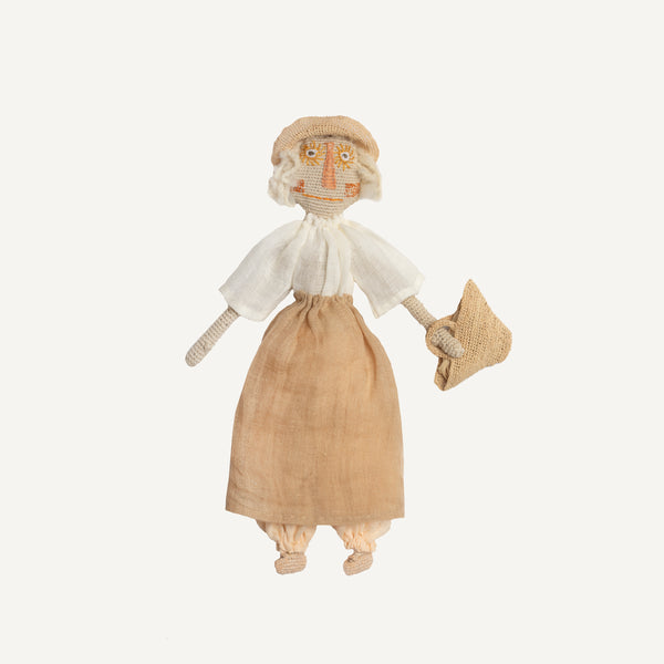 SOPHIE DIGARD HANDMADE DOLL