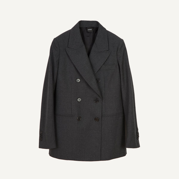 ASPESI WOMEN'S DOUBLE-BREASTED JACKET