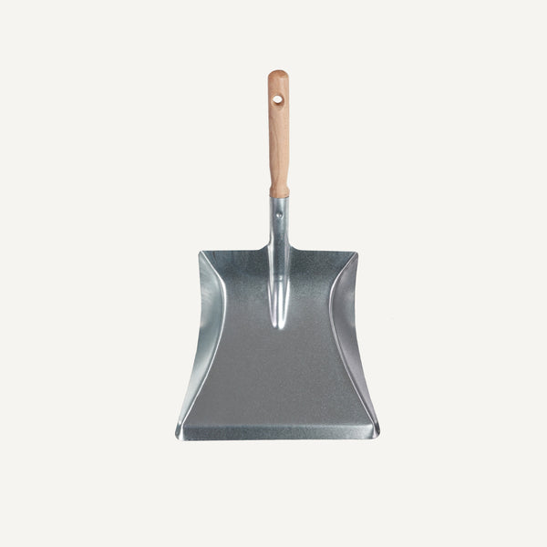 GALVANIZED DUSTPAN