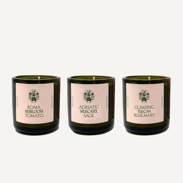 FLAMINGO ESTATE CANDLES
