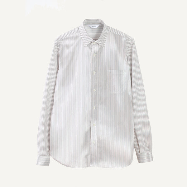 FUJITO STRIPED STANDARD SHIRT
