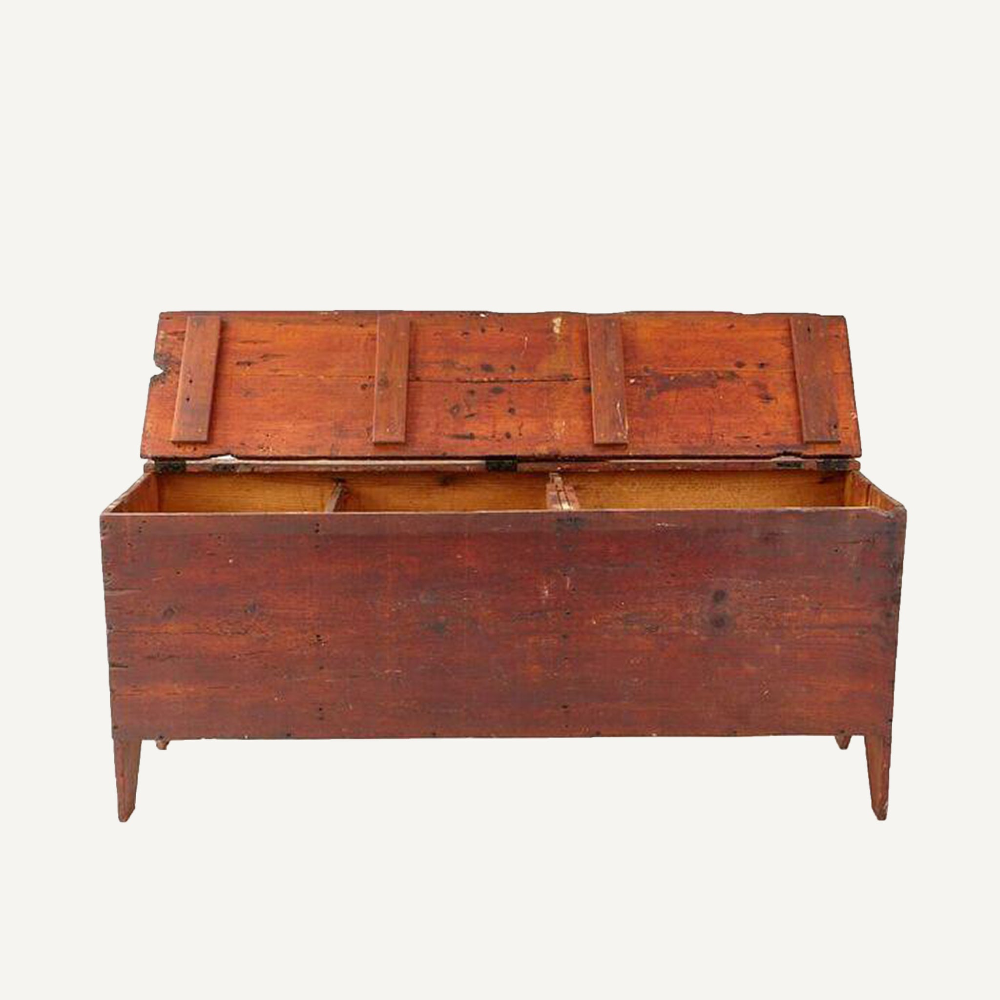 ANTIQUE GRAIN CHEST