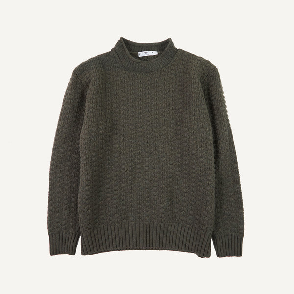 INIS MEAIN ROLL NECK SWEATER