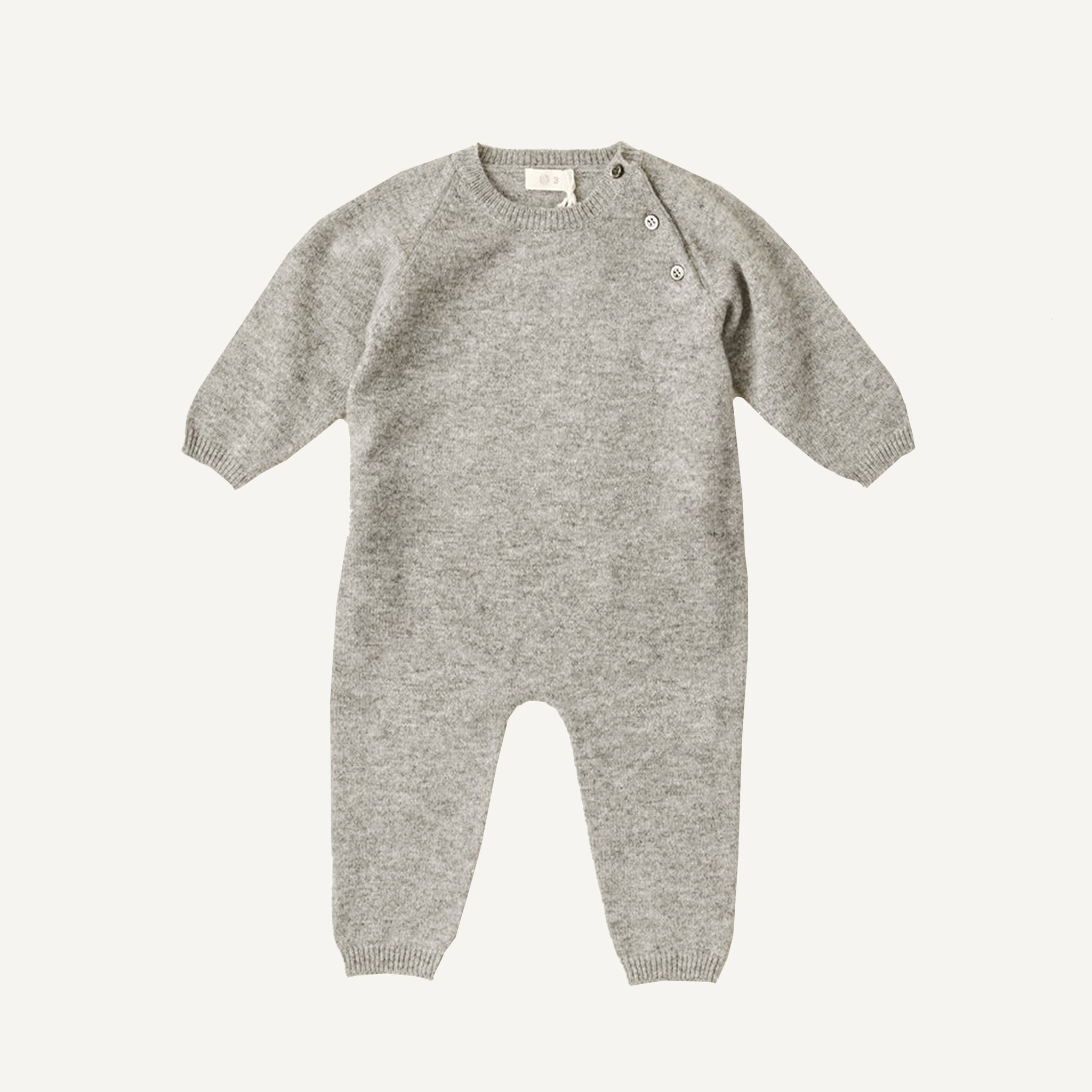 KETIKETA CASHMERE 3-BUTTON ONE-PIECE