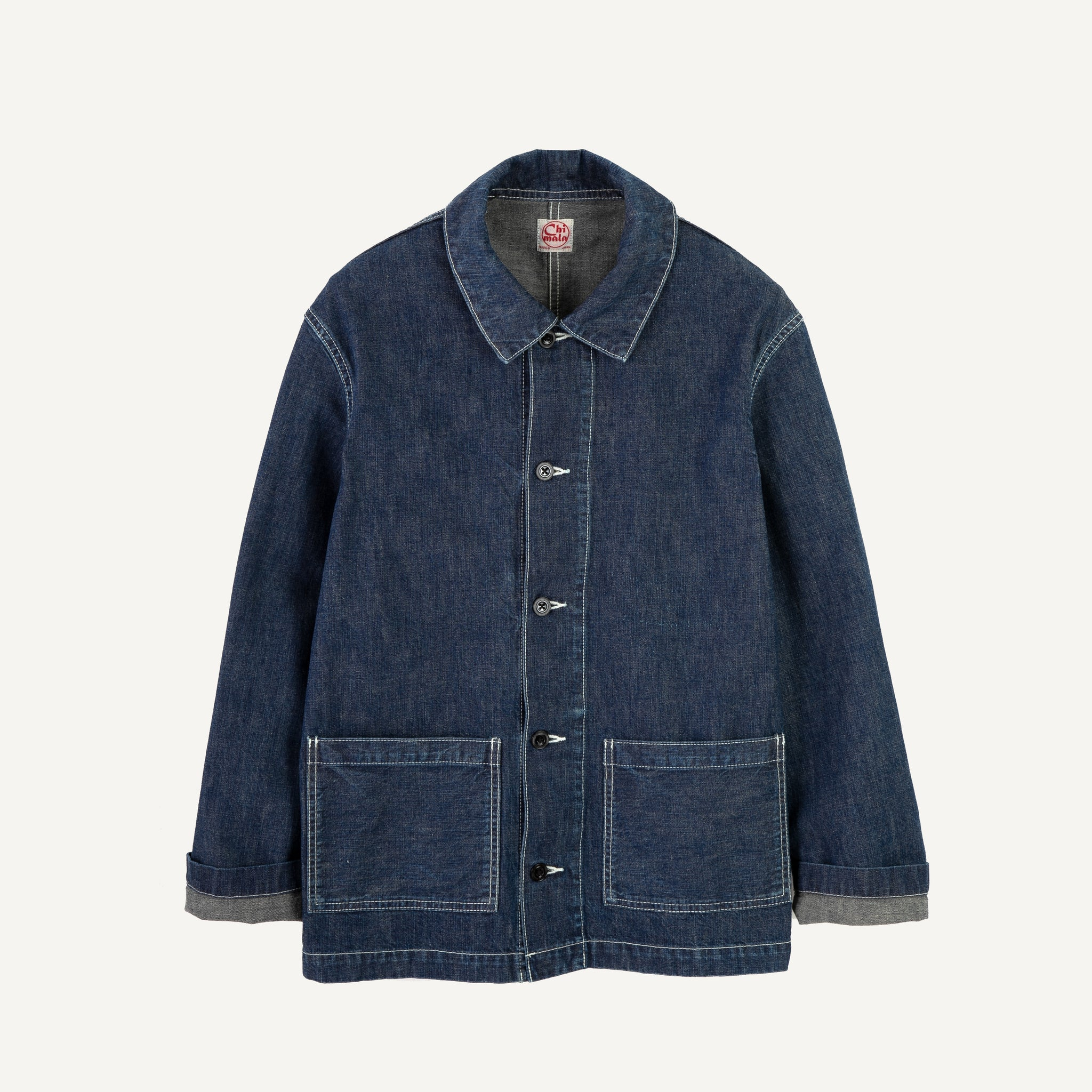 CHIMALA UNISEX DENIM WORK JACKET