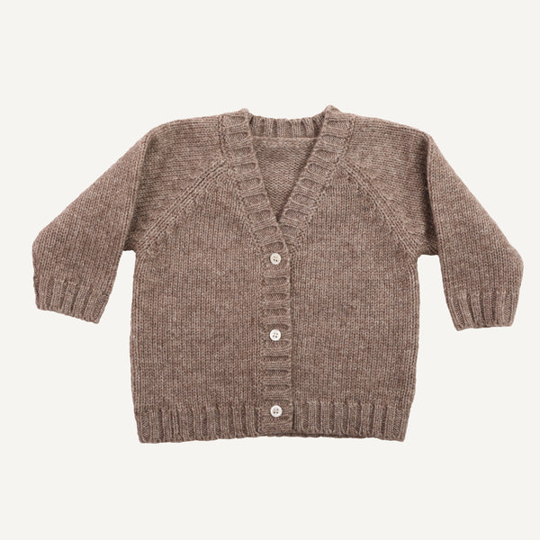KETIKETA YAK 3-BUTTON CARDIGAN SWEATER