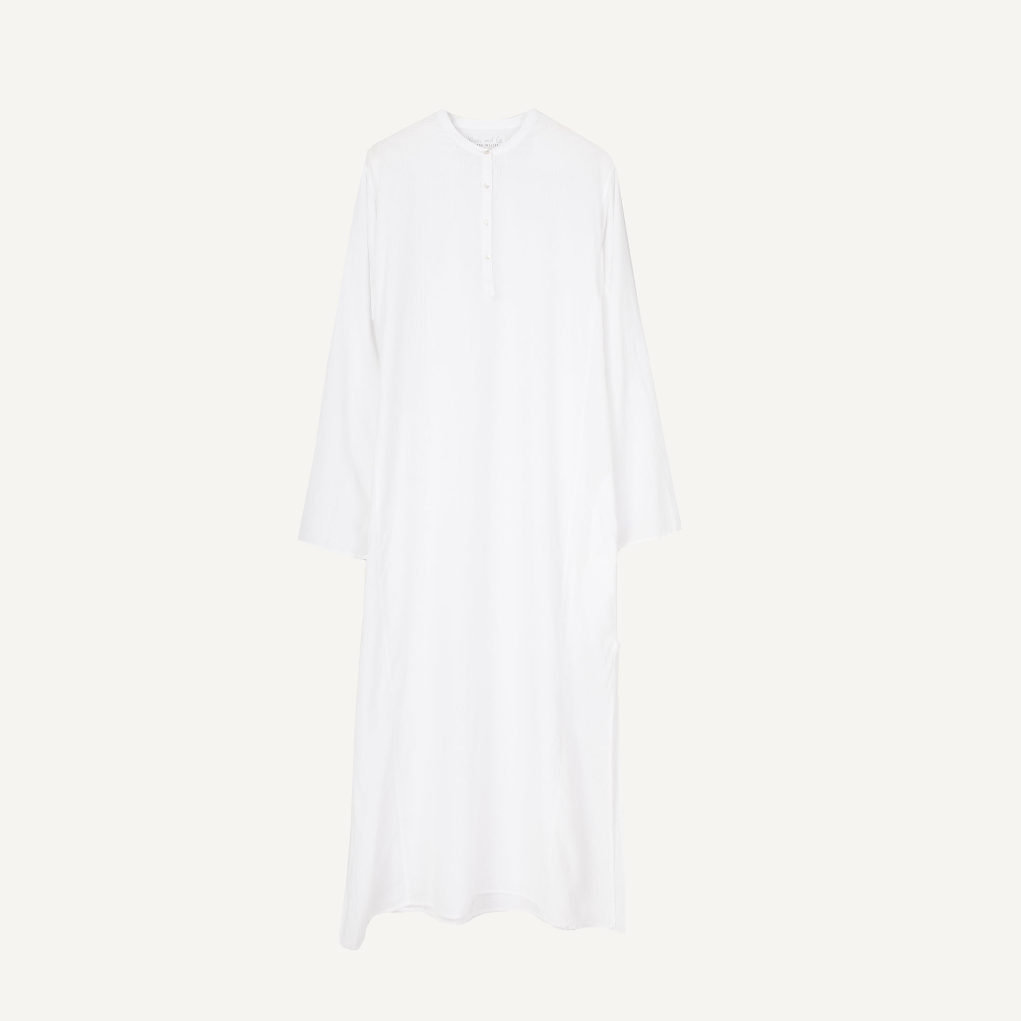 KHADI & CO. TAJ TUNIC