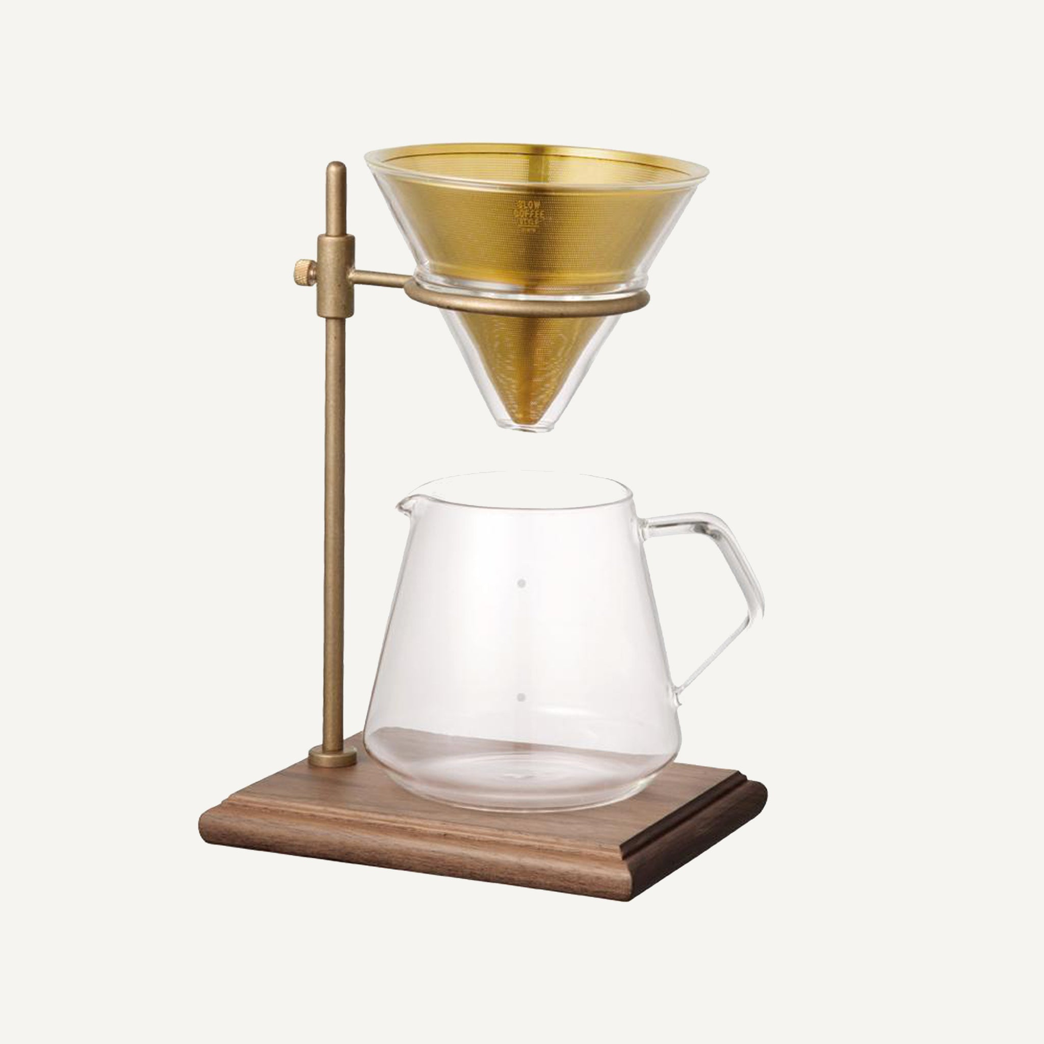 COFFEE BREW STAND SET