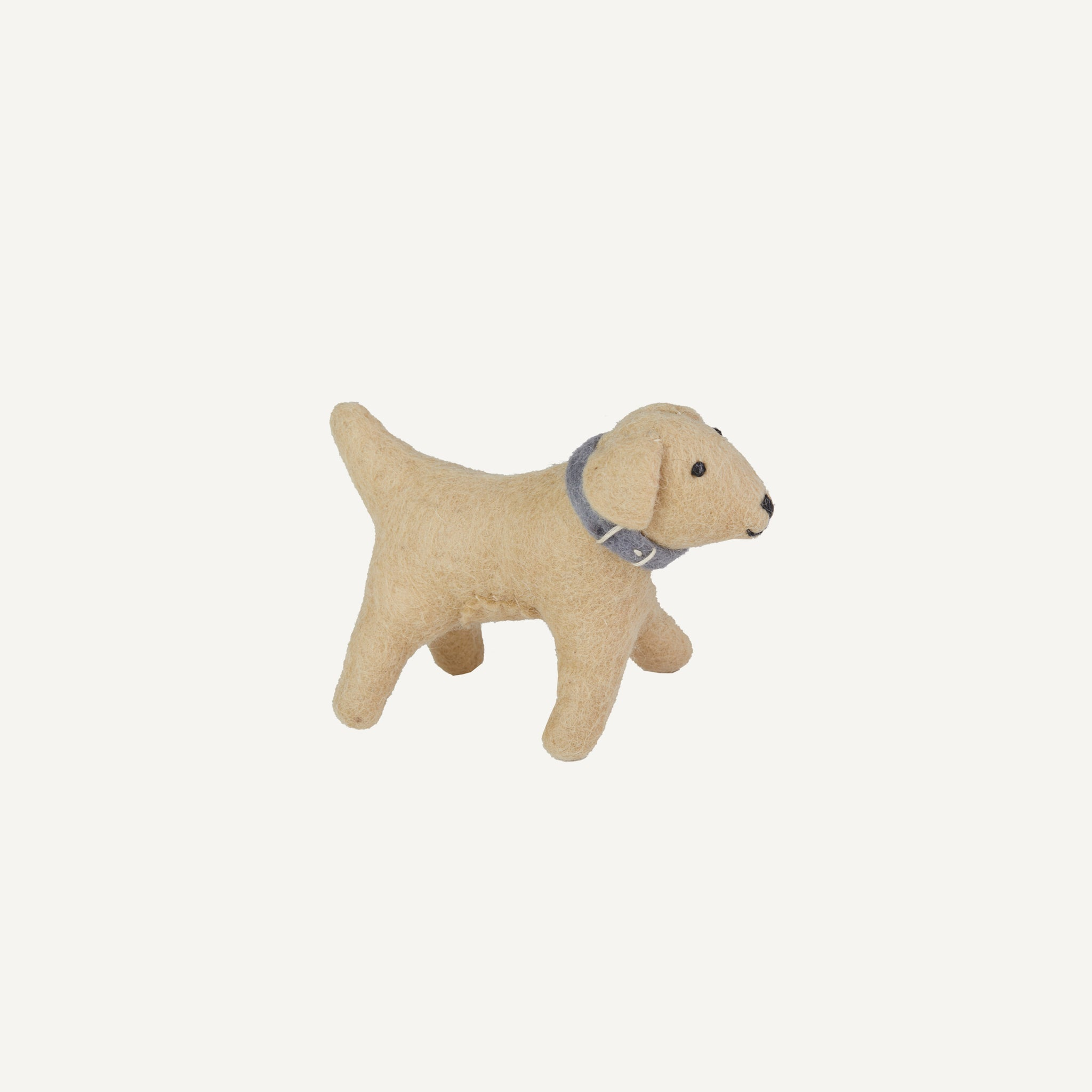 HAND FELTED GOLDEN RETRIEVER