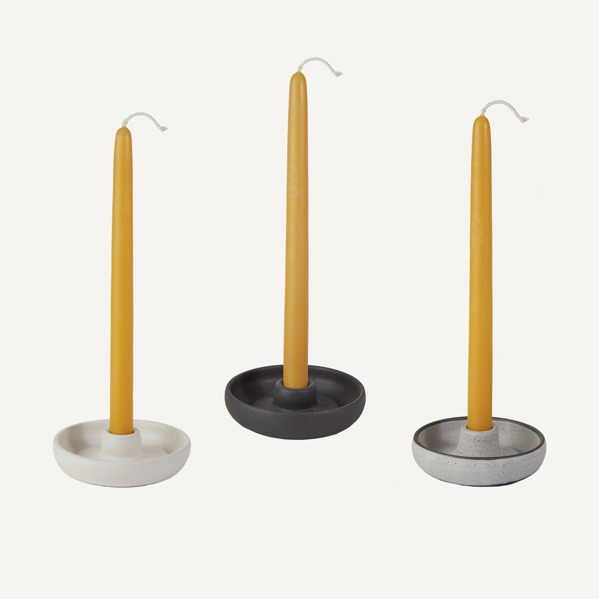 GRANDMONT STREET + PLAIN GOODS CANDLE HOLDER