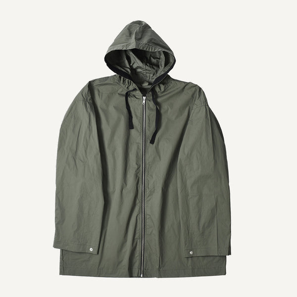 MHL MEN'S ZIP-UP ANORAK