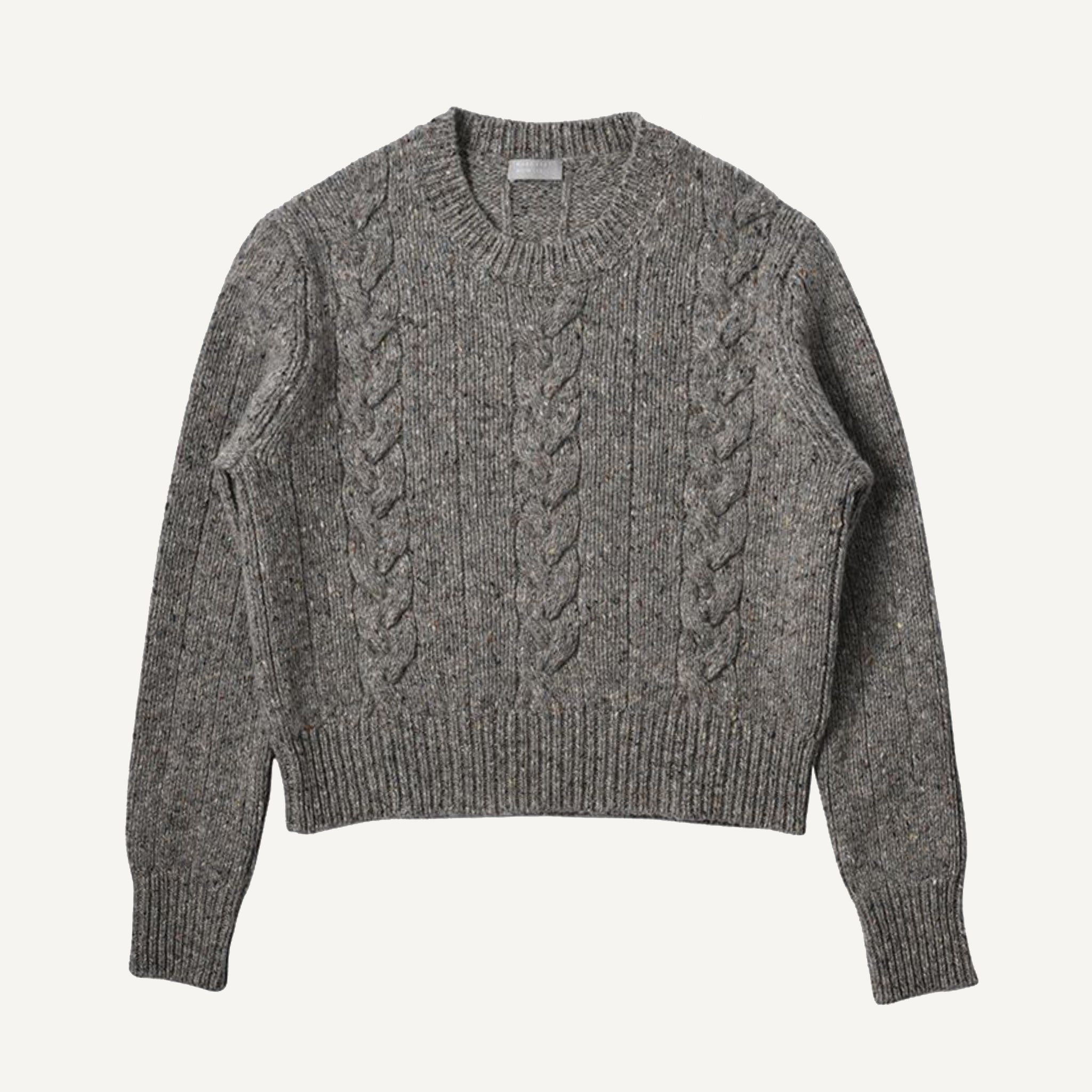 MARGARET HOWELL CABLE SWEATER