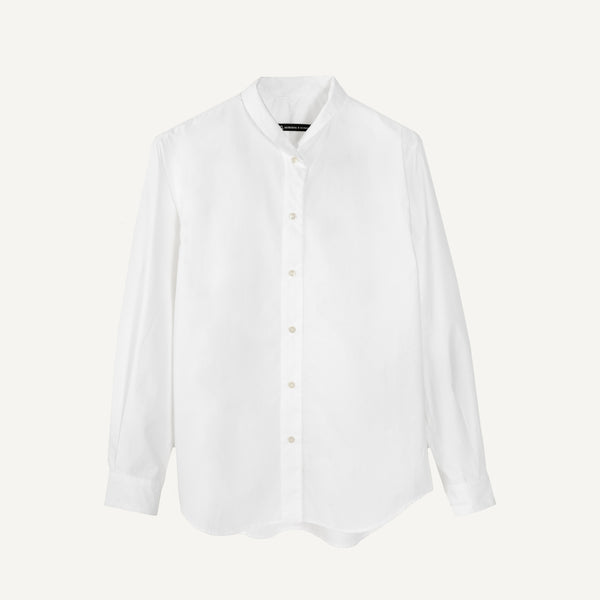 NICO SHAWL COLLAR SHIRT