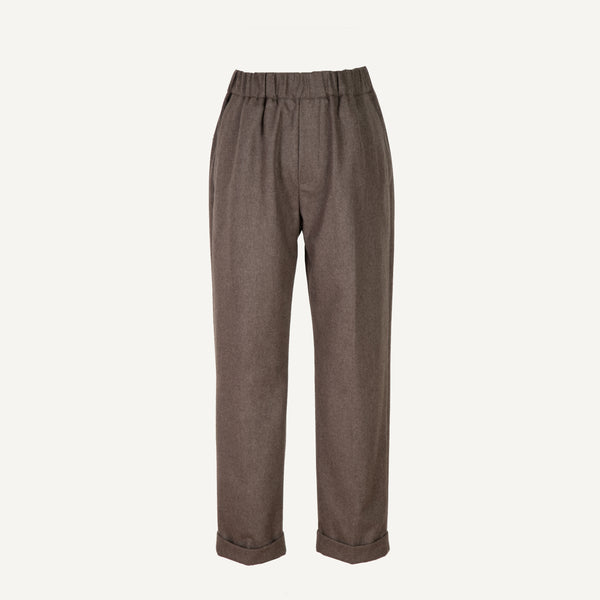 NICO WOOL TROUSERS
