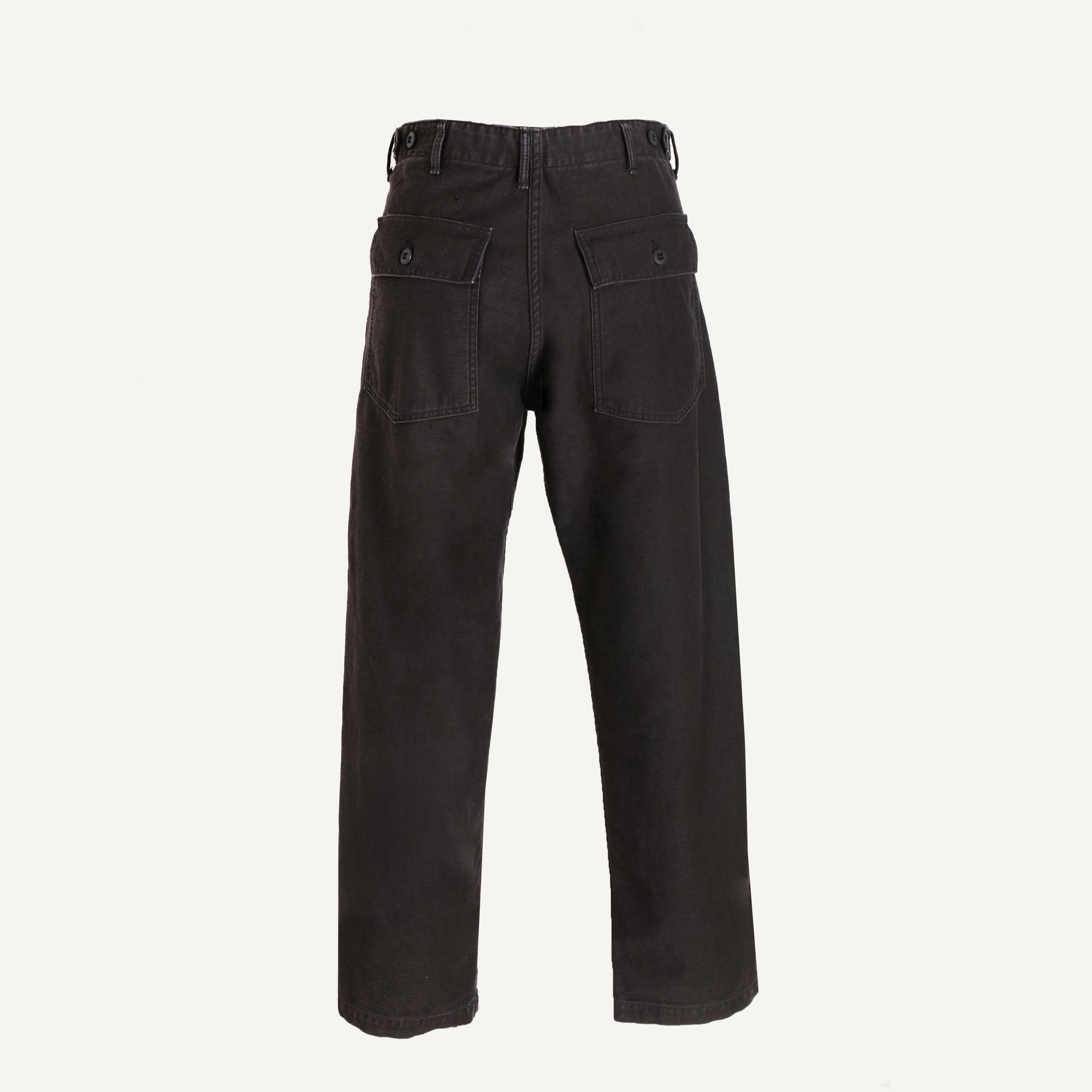 ORSLOW WASHED WORK PANTS