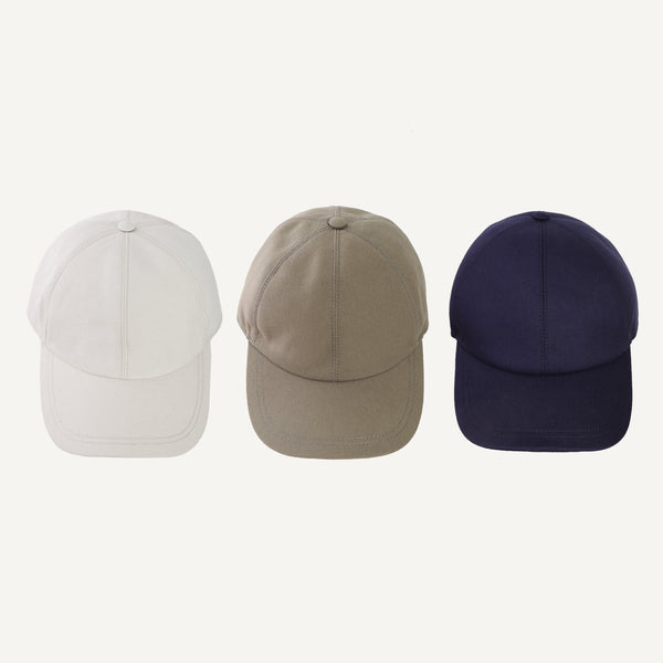 PLAIN GOODS CANVAS CAP