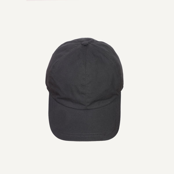 PLAIN GOODS WAXED CANVAS CAP
