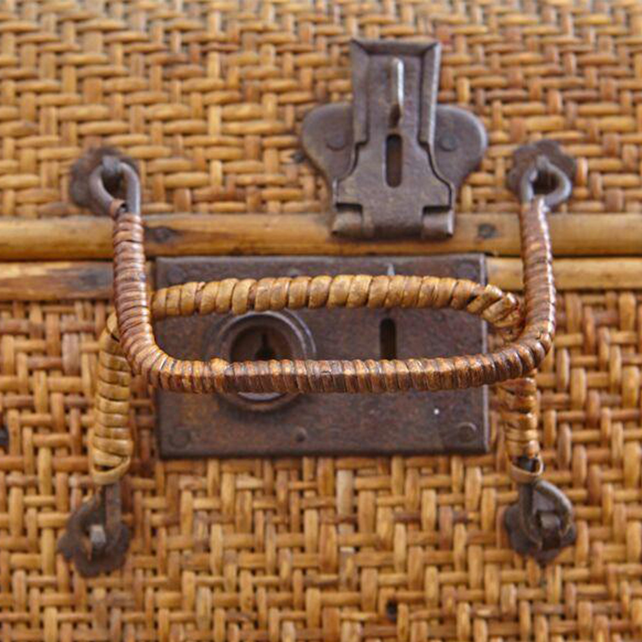 ANTIQUE WOVEN CASE