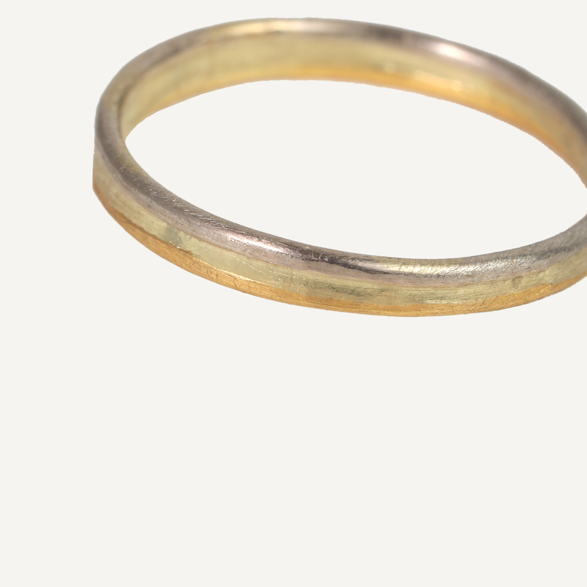 SKINNY GOLD BAND RING