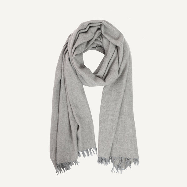 GRISAL LIGHTWEIGHT CASHMERE SCARF