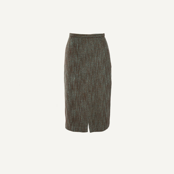 UZUPIO KETURIOLIKA PLEATED SKIRT