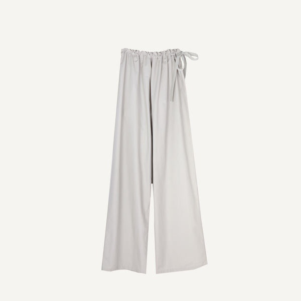 APUNTOB DRAWSTRING TROUSERS