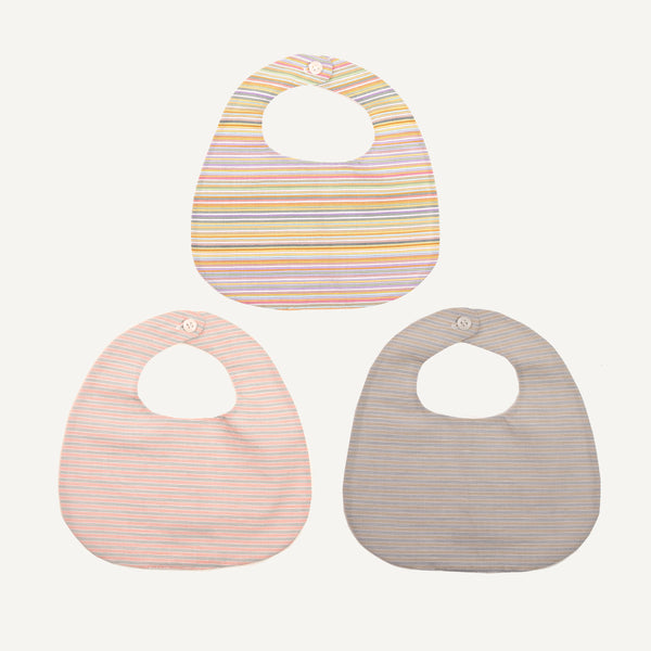 MAKIE STRIPE BIB