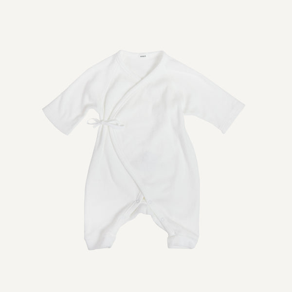 MAKIE TERRYCLOTH FIRST HADAGI