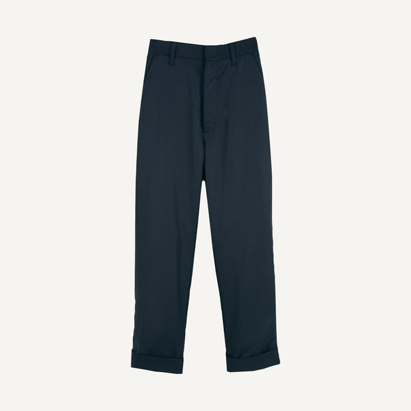 TOUJOURS DOUBLE CUFF TROUSERS