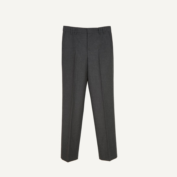 ASPESI PLAIN FRONT TROUSERS