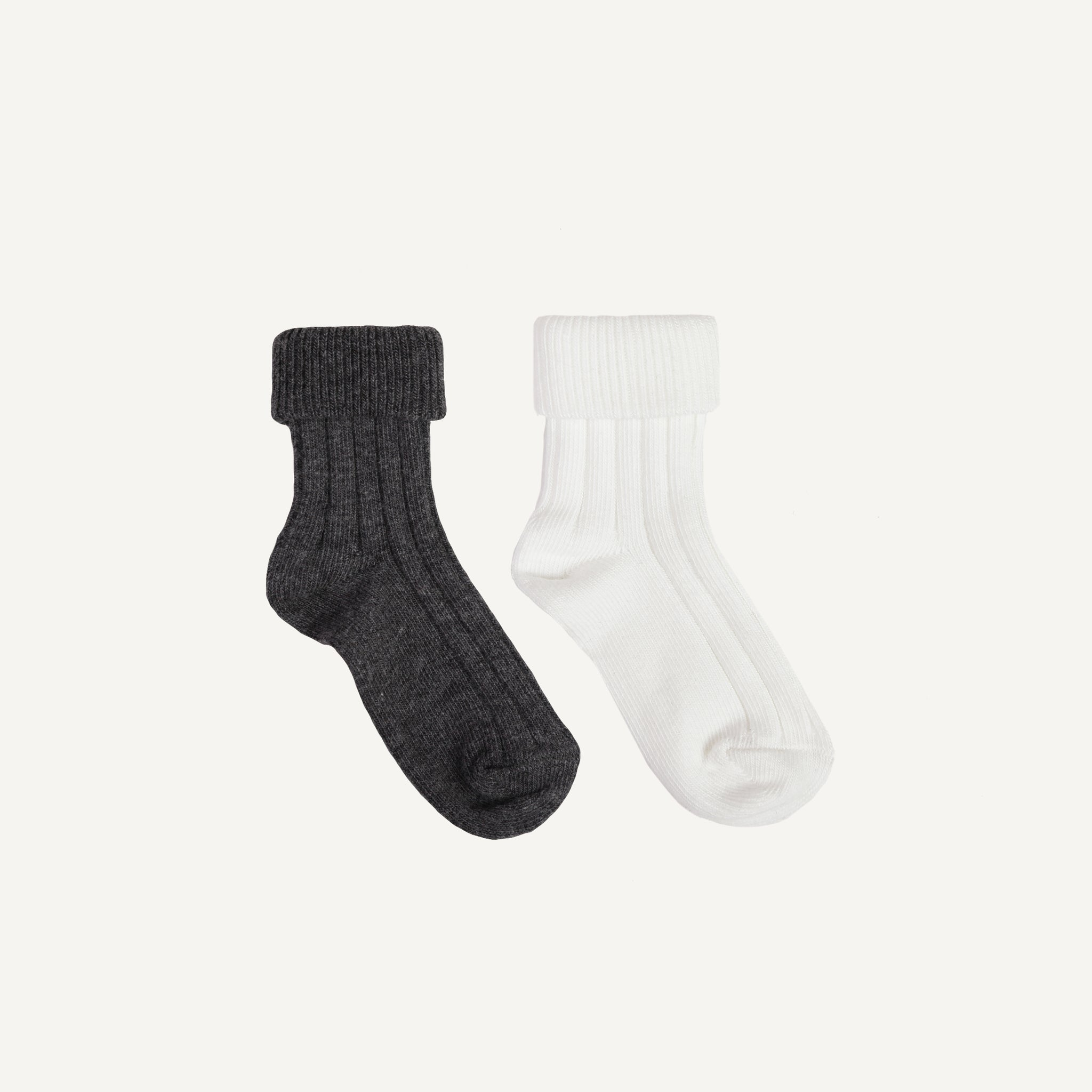 BELLE ENFANT TURN TOP SOCKS