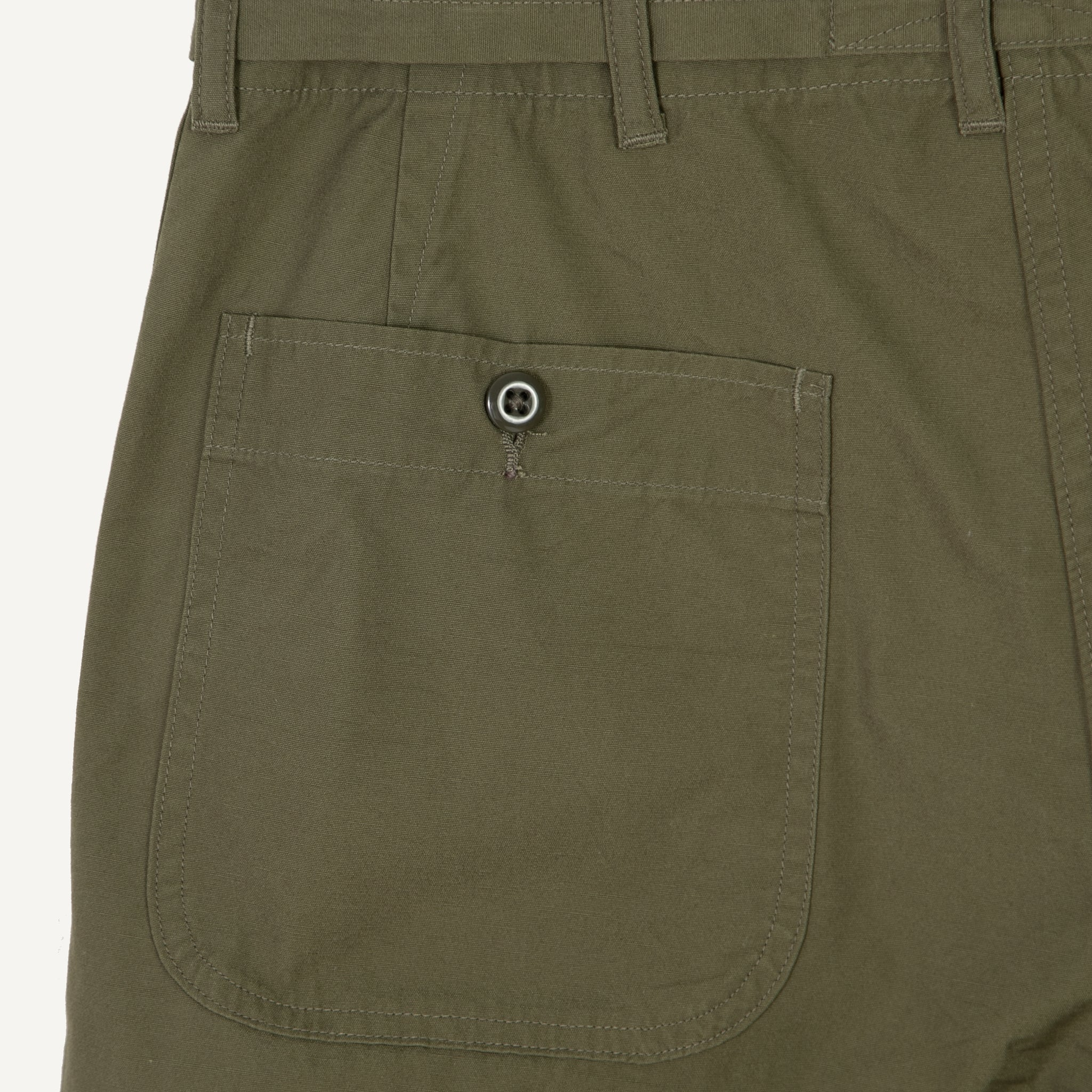 A VONTADE UTILITY TROUSERS WITH BELT