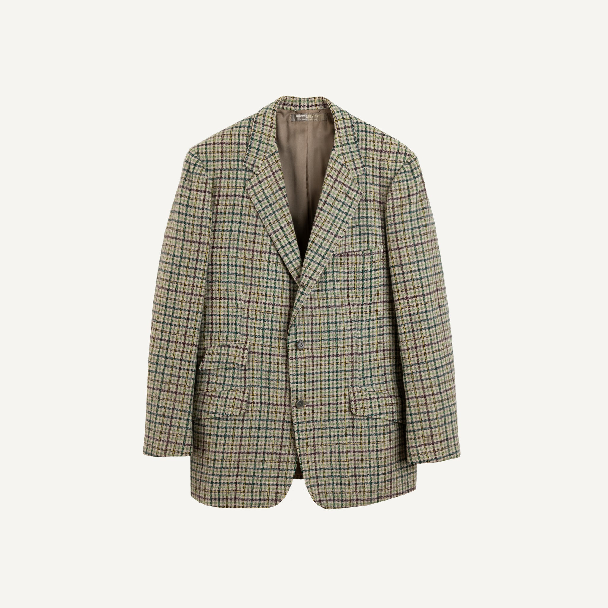 VINTAGE BROOKS BROTHERS + PLAIN GOODS BLAZER