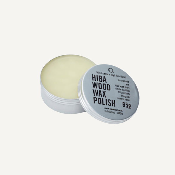 HIBA WOOD WAX POLISH