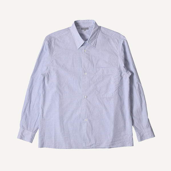 MARGARET HOWELL MEN'S OVERSIZED SHIRT