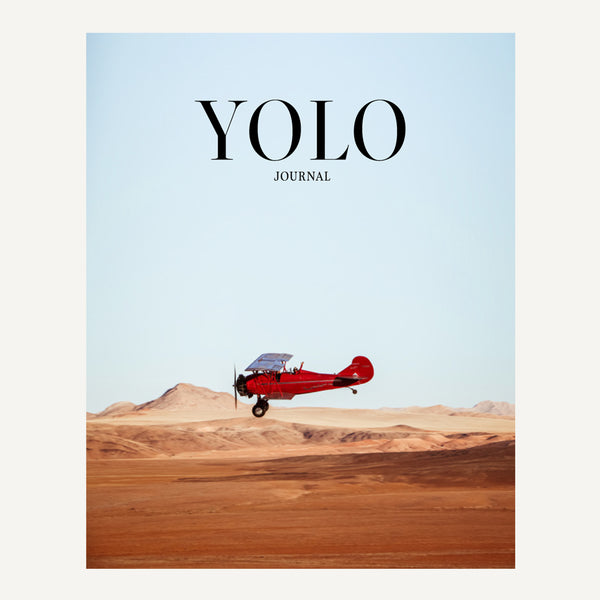 YOLO JOURNAL: ISSUE #5 FALL/WINTER 2020
