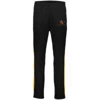 7760 Augusta Performance Colorblock Pants Pants CustomCat Black/Gold S