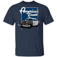 America's Finest T-Shirt T-Shirts Navy S