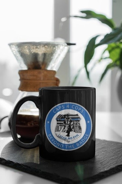 Beyond the Badge Coffee Mug Drinkware