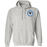 Beyond the Badge Double Sided Hoodie Sweatshirts Ash S