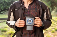 Beyond the Badge Travel Mug Drinkware