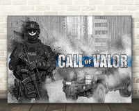 Call Of Valor Canvas Decor ViralStyle