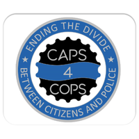 Caps4cops Mousepad 7.75x9.25 inch