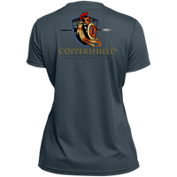 Coppershield 1790 Augusta Ladies' Wicking T-Shirt T-Shirts CustomCat