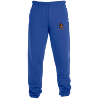 Coppershield 4850MP Jerzees Sweatpants with Pockets Pants CustomCat Royal S