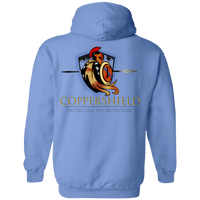 Coppershield G185 Gildan Pullover Hoodie 8 oz. Sweatshirts CustomCat